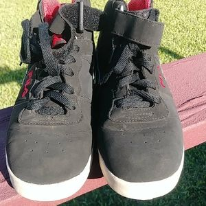 Fila High Top Sneakers (Kids)